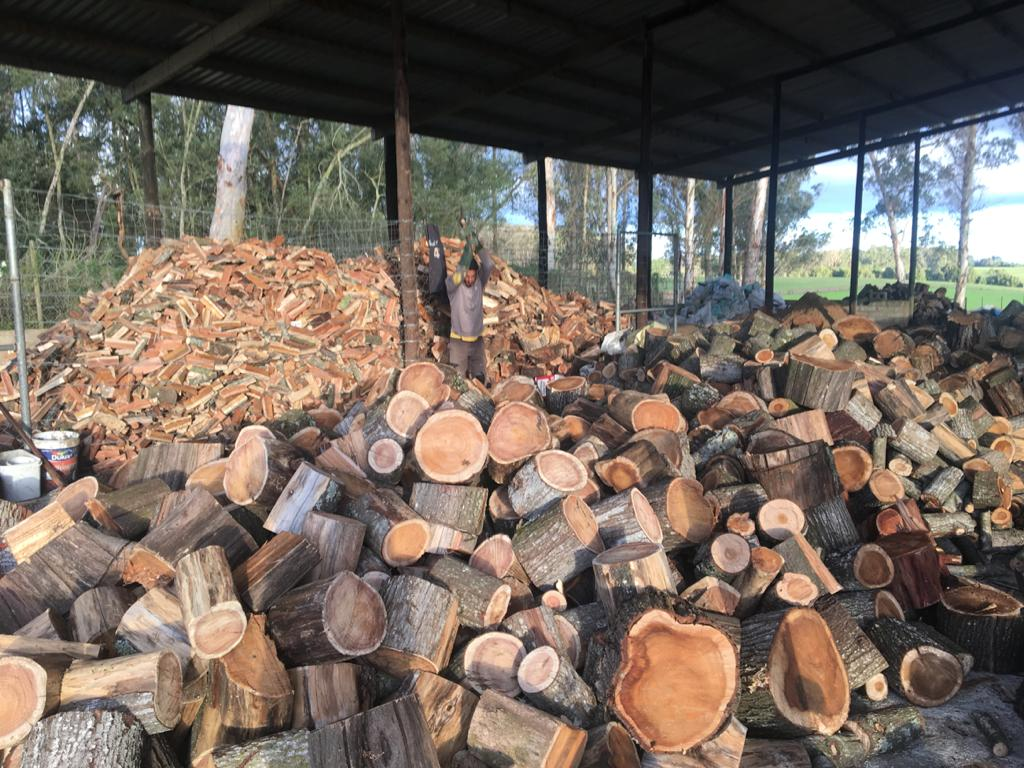 Firewood at Oakhurst Farm