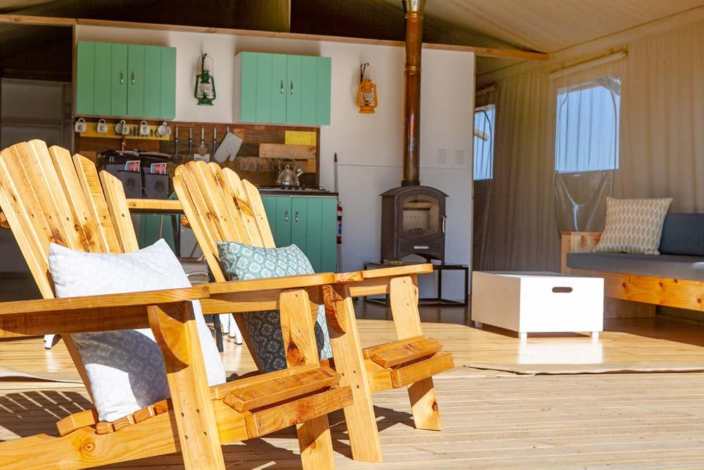Africamps sun decks